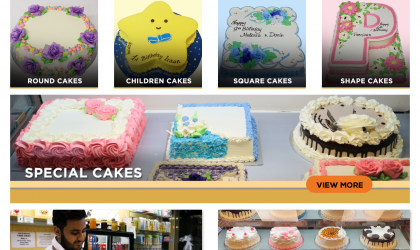 The Cakes Bakery