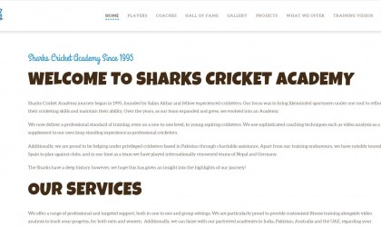 Sharks Cricket Academy